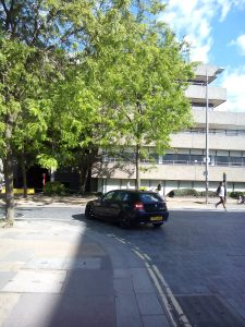 Streets in London, UK: Upper Ground